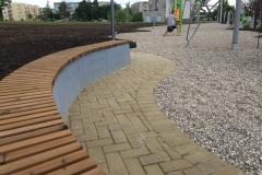 9 betoformos betoninis suoliukas