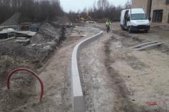 betoniniu gaminiu liejimo procesas