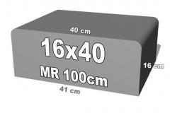 betoninė forma 16x40