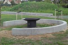betoninių sienelių betonavimas
