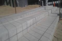 betoniniu laiptu liejimas ir gamyba