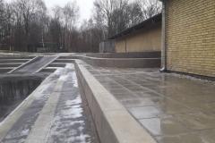 betonines sieneles amfiteatrams