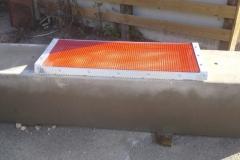 Betoformos betoninis suoliukas