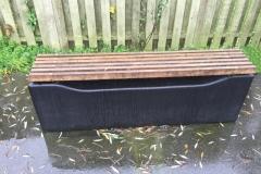 BetoFormos betoniniai suoliukai Concrete bench