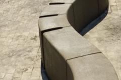 Betoninis suoliukas su dviraciu statymo vietomis (2)