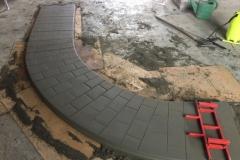 betoninis takas