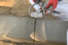 betoniniai borteliai