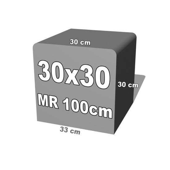 betoninė forma 30x30