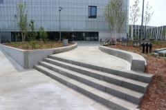 Liejami betoniniai laiptai