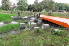 betoformos betoniniai kraštovaizdžio architektūros elementai