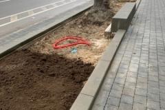 betonines klombos