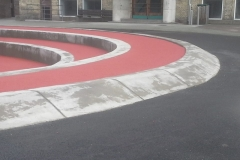 Betoformos liejamos formos iš betono