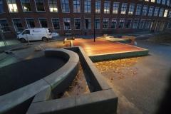 betonines sieneles ir borteliai