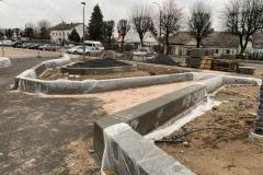 betoniniu klombu liejimas augalu zonoms