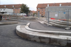 betoniniai laiptai sklypo peraukstejimams