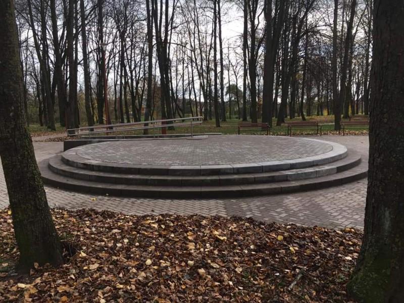 Lauko-amfiteatras