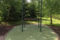 žaidimų aikštelės įrėminimas