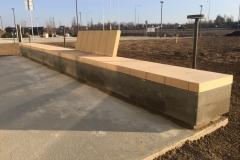 betoninis suoliukas