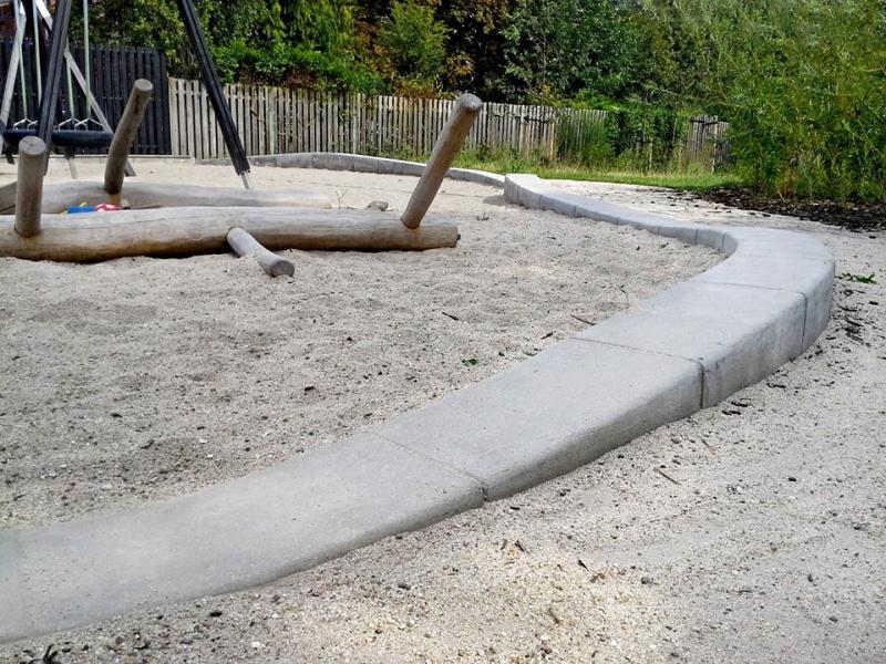 Betoformos betoniniai bordiūrai